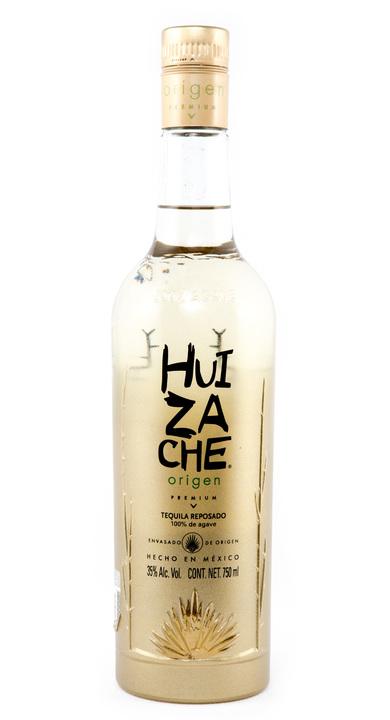 Bottle of Huizache Origen Reposado