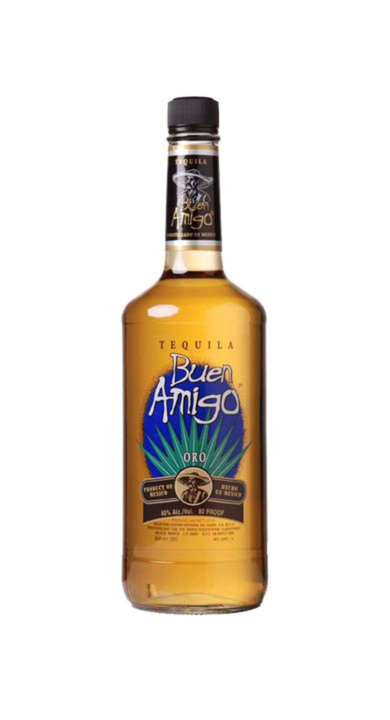 Bottle of Buen Amigo Oro