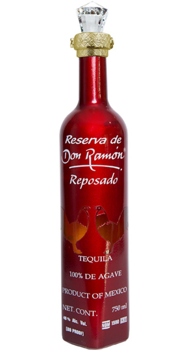 Bottle of Don Ramon Reserva Resposado