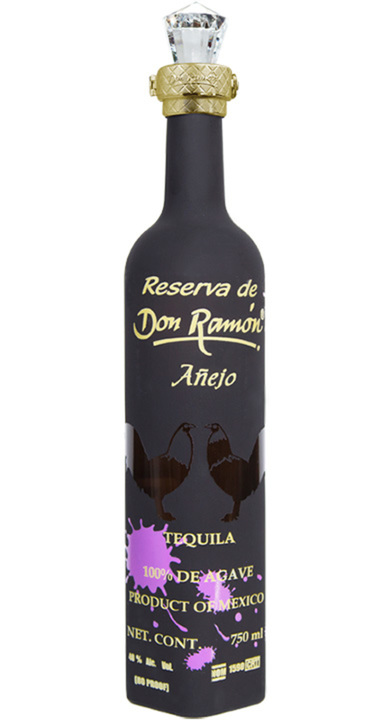 Bottle of Don Ramon Reserva Añejo