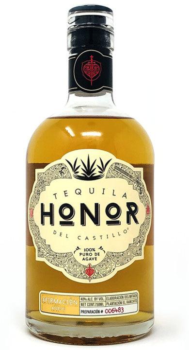 Bottle of Honor Del Castillo Afirmación Añejo