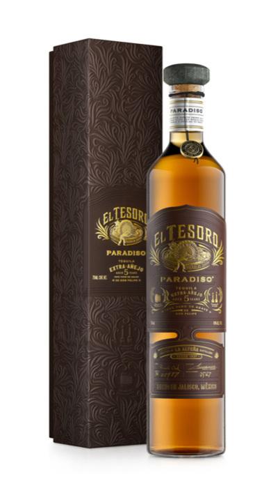 Bottle of El Tesoro de Don Felipe Paradiso