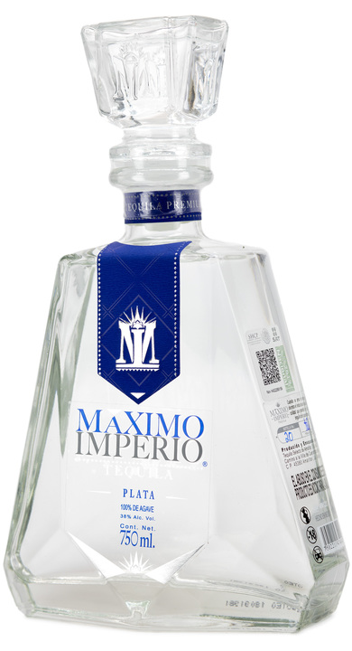 Bottle of Maximo Imperio Plata