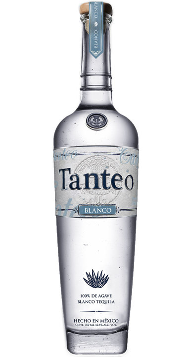 Bottle of Tanteo Blanco