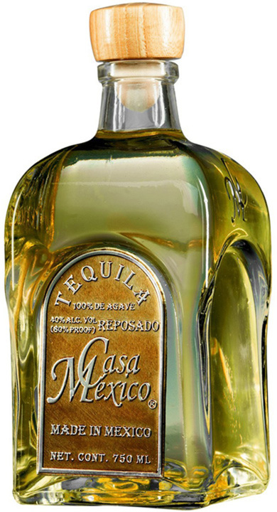 Bottle of Casa Mexico Reposado
