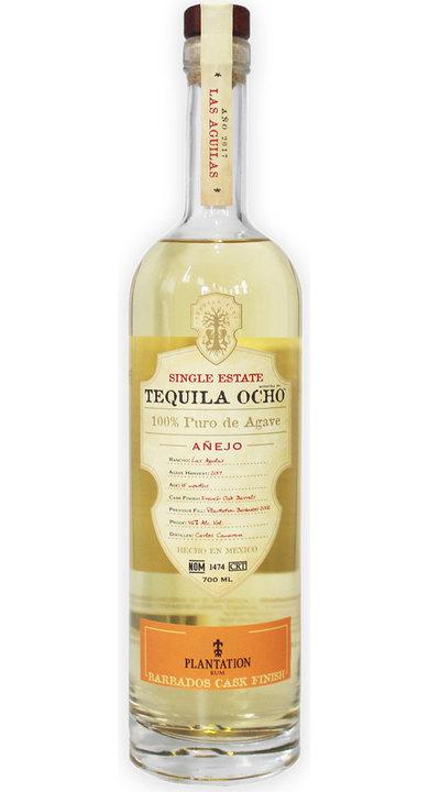 Bottle of Ocho Tequila Añejo - Cask Finish - Plantation Barbados