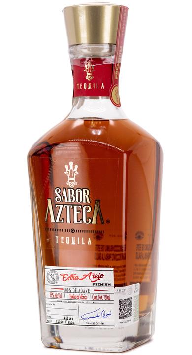Bottle of Sabor Azteca Extra Añejo
