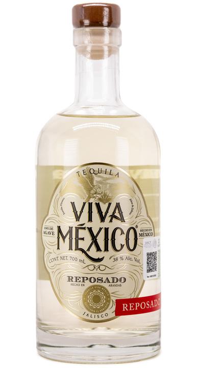Bottle of Viva Mexico Reposado