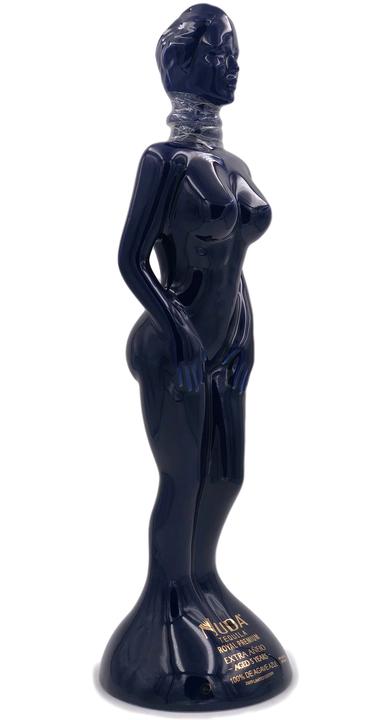 Bottle of Nuda Royal Premium Extra Añejo (Blue Edition)