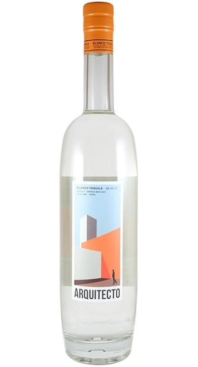Bottle of Arquitecto Tequila Blanco - Batch 1
