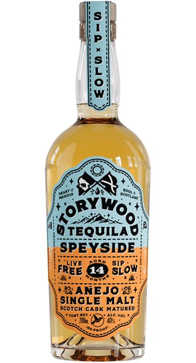 Storywood Tequila Añejo Speyside 14