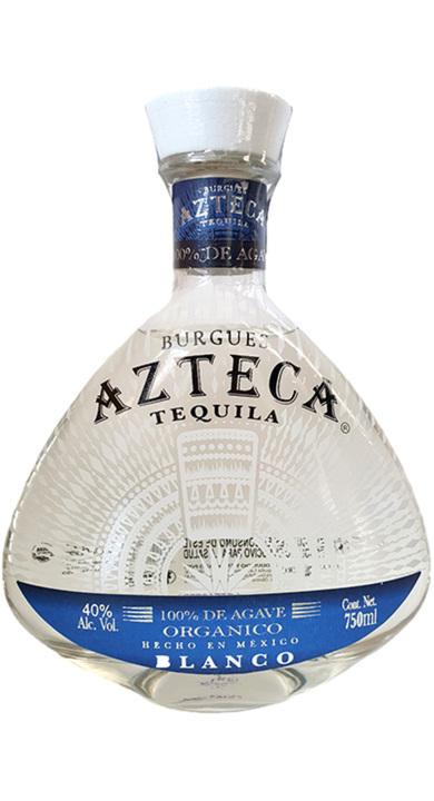 Bottle of Burgues Azteca Tequila Blanco