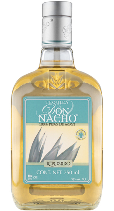 Bottle of Don Nacho Reposado