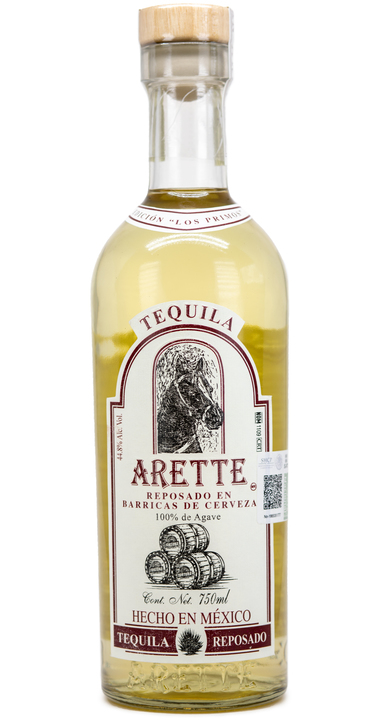 Bottle of Arette Reposado (Barricas de Cerveza)