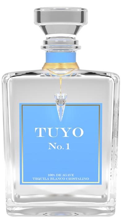 Bottle of TUYO No. 1