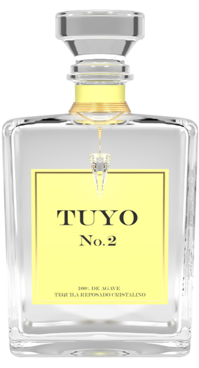 Bottle of TUYO No. 2