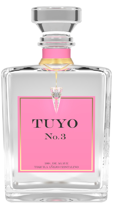 Bottle of TUYO No. 3