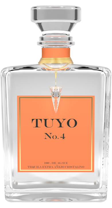 Bottle of TUYO No. 4