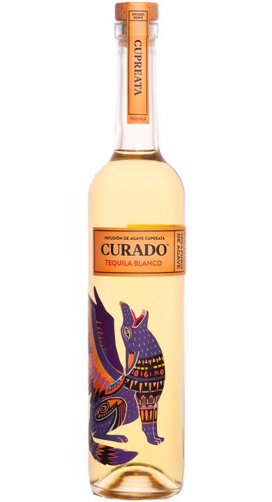 Bottle of Curado Tequila Blanco (Cupreata)