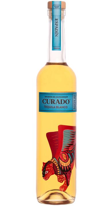 Bottle of Curado Tequila Blanco (Espadín)