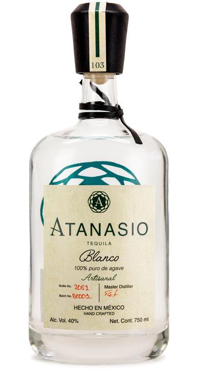 Bottle of Atanasio Blanco