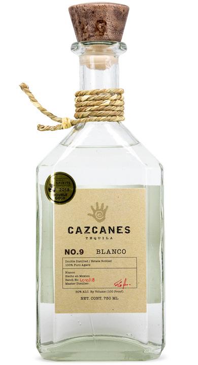 Bottle of Cazcanes No. 9 Blanco