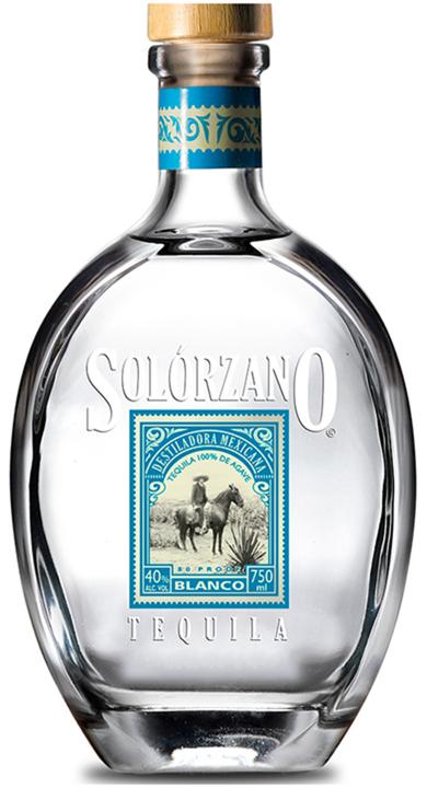 Bottle of Solorzano Blanco