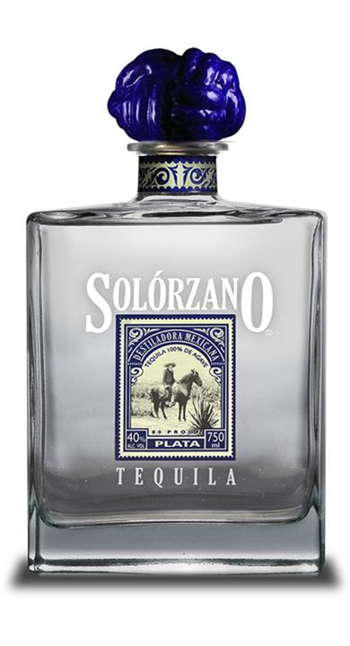 Bottle of Solorzano Plata