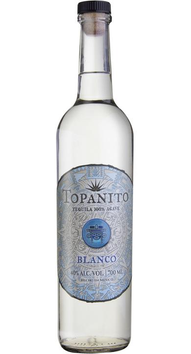 Bottle of Topanito Blanco