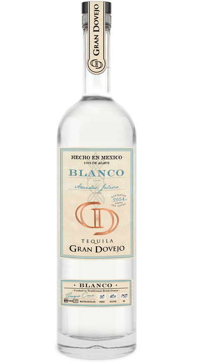 Bottle of Gran Dovejo Blanco