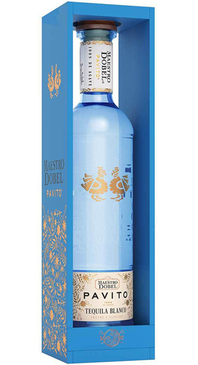 Bottle of Maestro Dobel Pavito