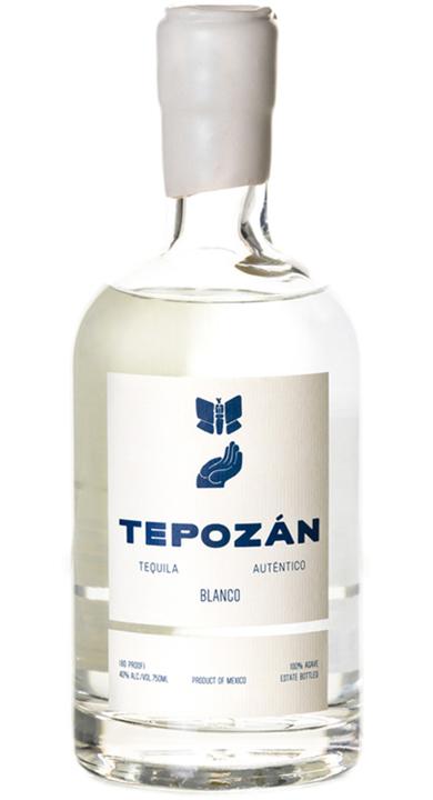 Bottle of Tepozan Blanco