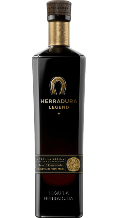 Bottle of Herradura Legend