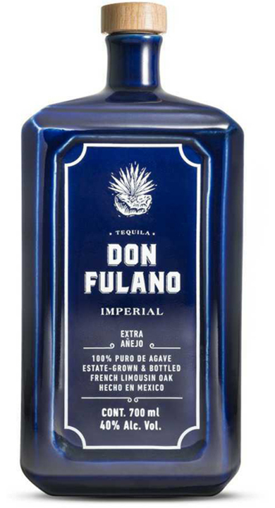Bottle of Don Fulano Imperial (5 yr)