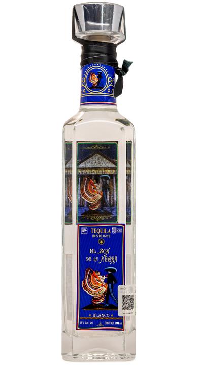 Bottle of El Son De La Negra Blanco
