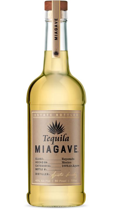 Tequila Miagave Reposado