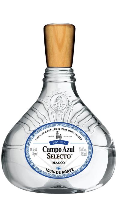 Bottle of Campo Azul Selecto Blanco
