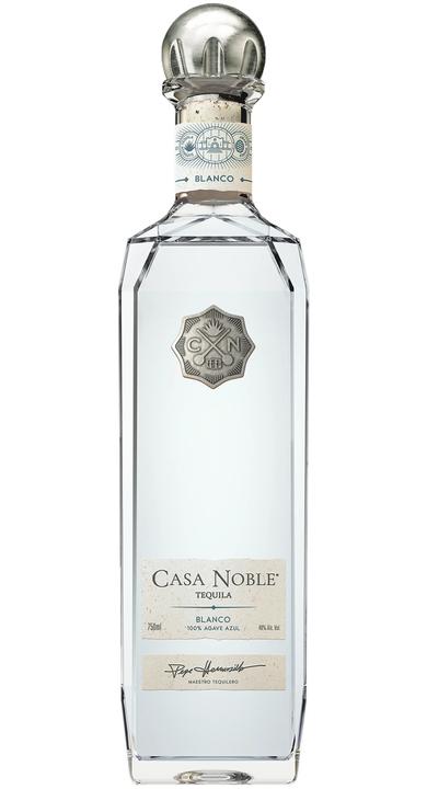 Bottle of Casa Noble Tequila Blanco