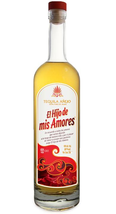 Bottle of El Hijo De Mis Amores Añejo