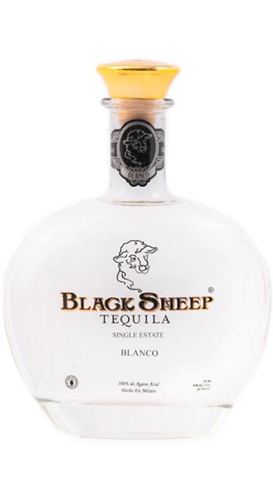 Bottle of Black Sheep Tequila Blanco