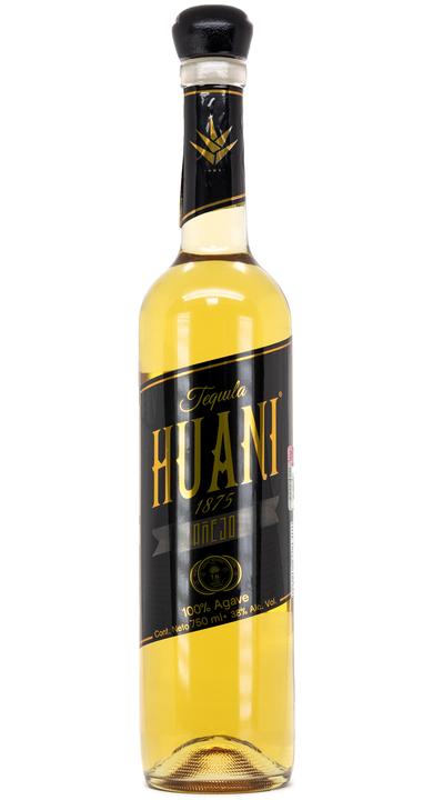Bottle of Tequila Huani 1875 Añejo