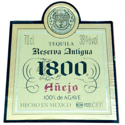 Reserva Antigua 1800