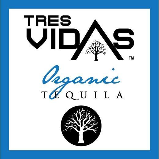 Tres Vidas Organic Tequila