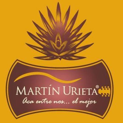 Tequila Martín Urieta