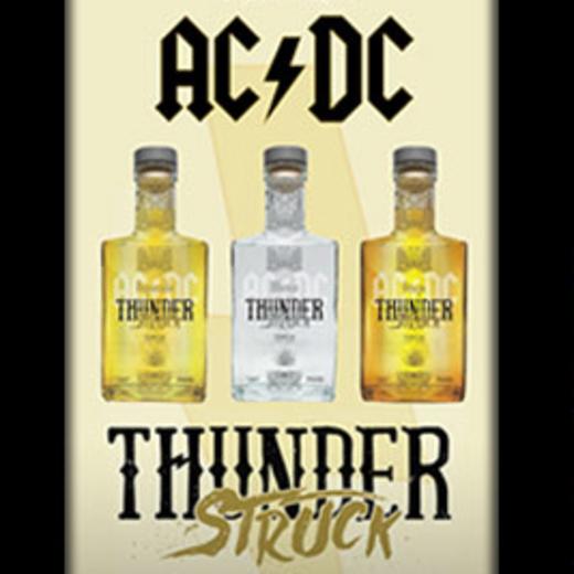 Thunderstruck Tequila