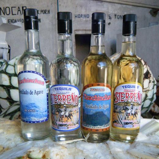 Tequila Sierreño