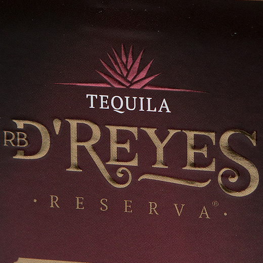 Tequila RB D'Reyes Reserva