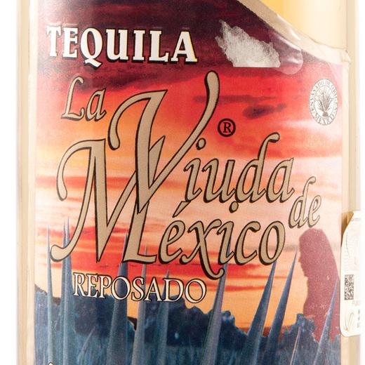 La Viuda de Mexico