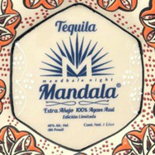Mandhala Night Mandala