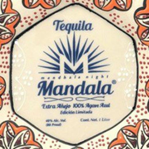Mandhala Night Mandala